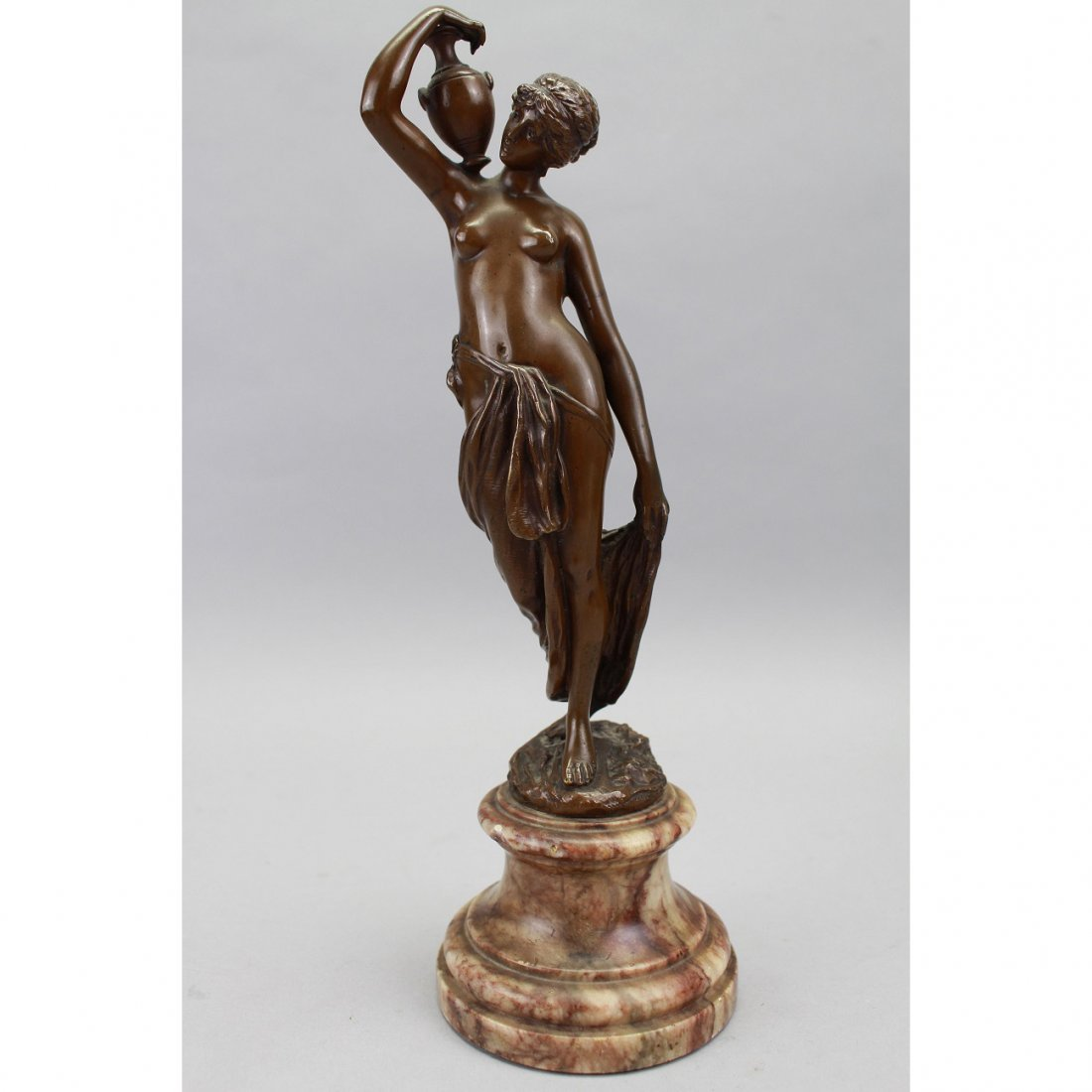 Max Lindenberg  (German,1883 - 1910) Bronze
