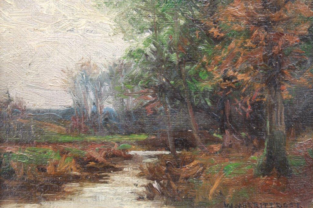 William Merritt Post  (1856 - 1935) - 2