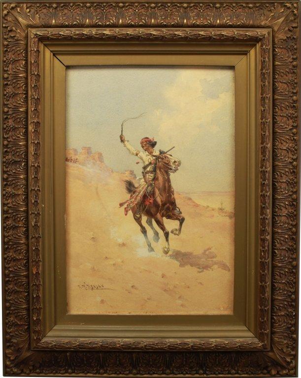 "Herman Hansen  (1854 - 1924) ""Cochise"""