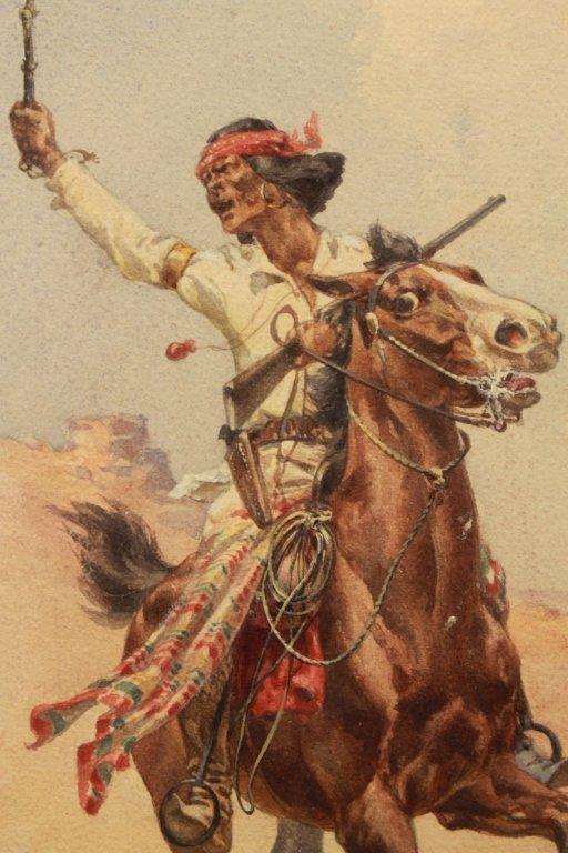 "Herman Hansen  (1854 - 1924) ""Cochise"" - 6"