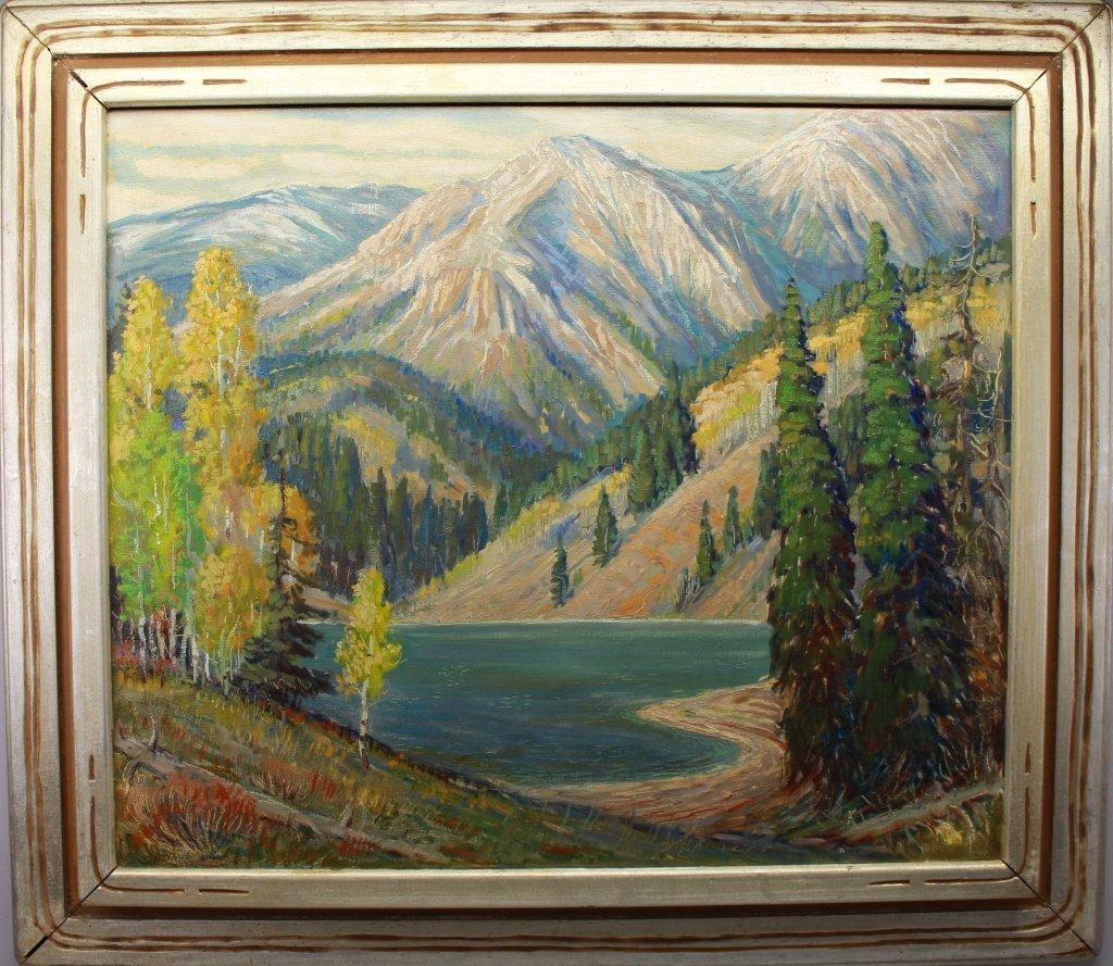 Ben Turner  (New Mexico, 1912 - 1966)