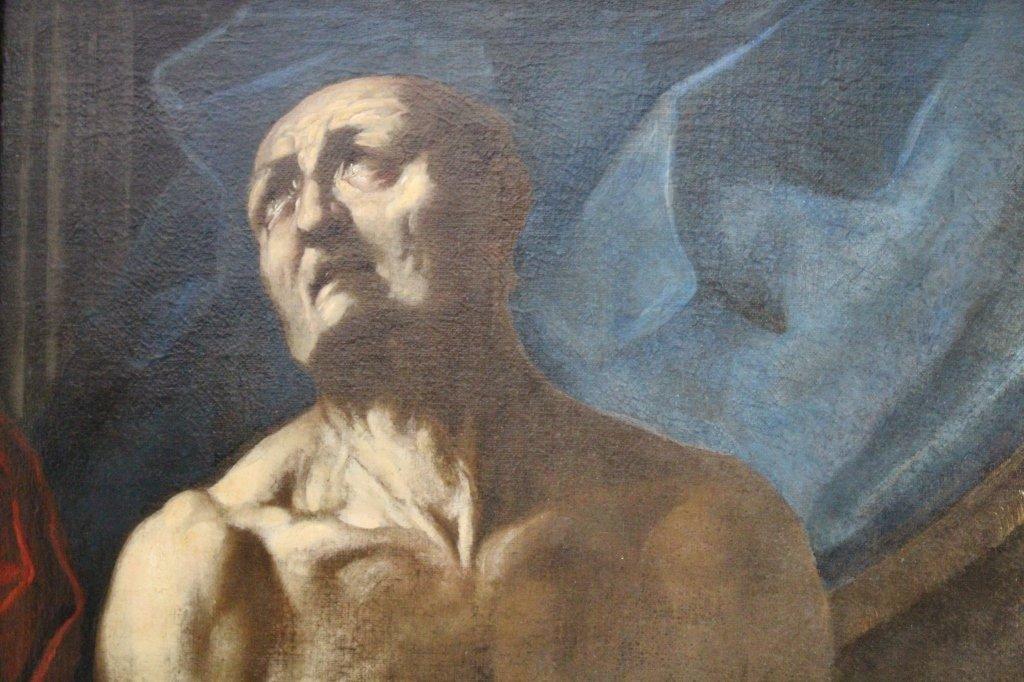 "School of Luca Giordano (1632/34 - 1705) ""Seneca"" - 3"