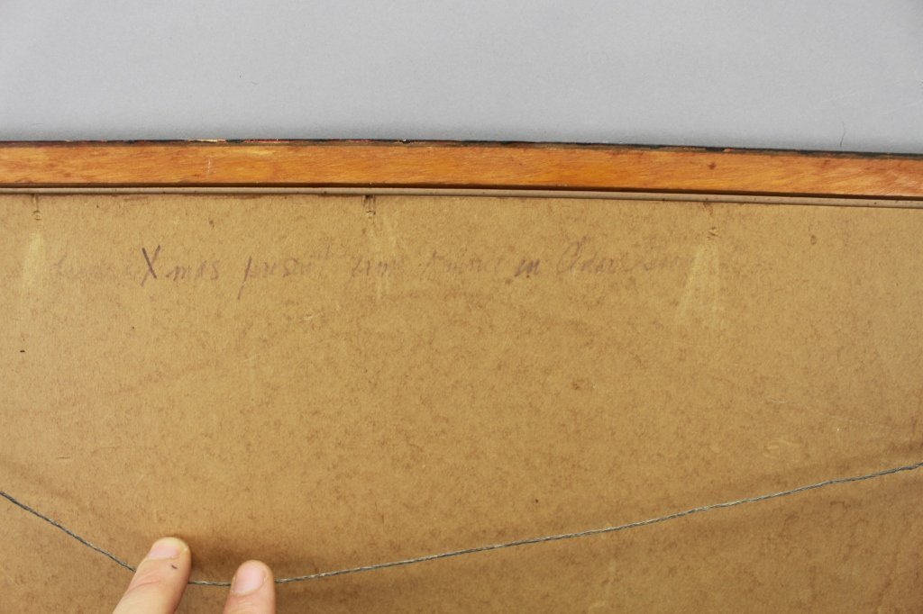 Antique Japanese Woodblock - 4