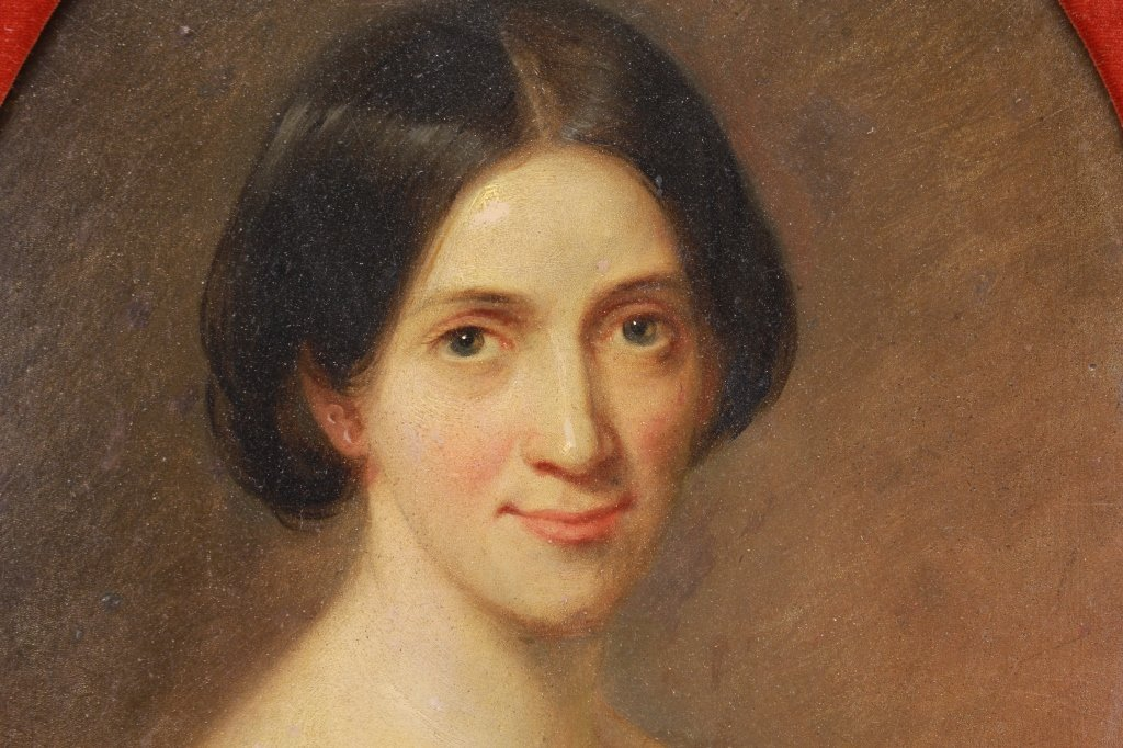 19th C. Portrait of a European Woman - 2