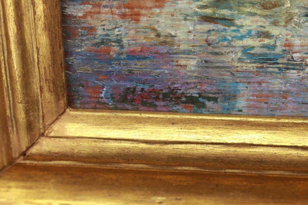 Antique American Impressionist Scene - 5