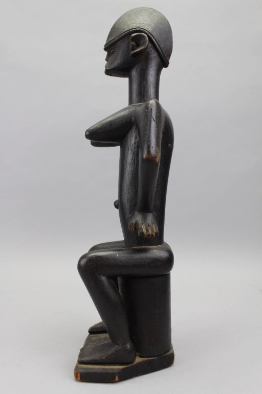 Carved African Figure - 2