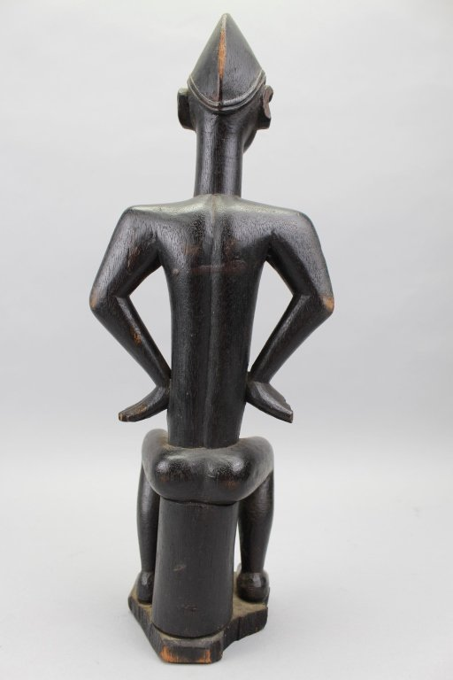Carved African Figure - 3