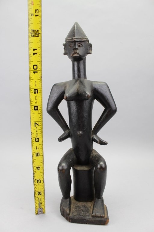 Carved African Figure - 5