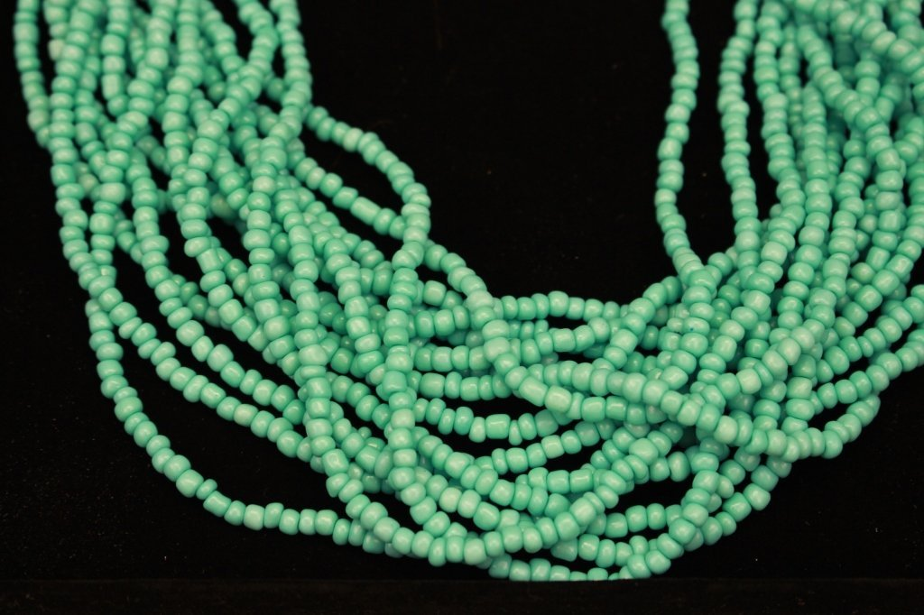 Vintage Turquoise Necklace - 2