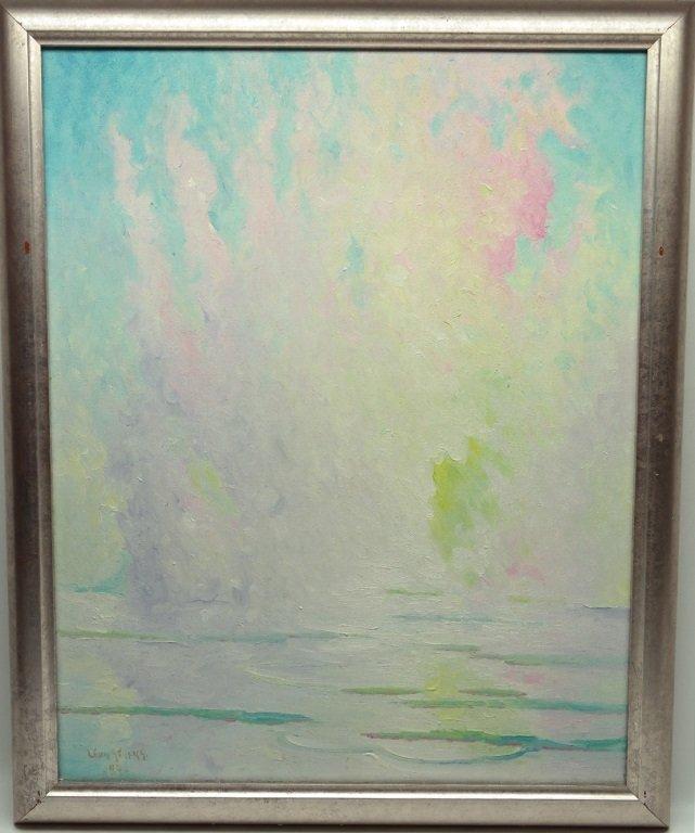 """Sketch for Mist Rising"" Leon Stacks - 88"