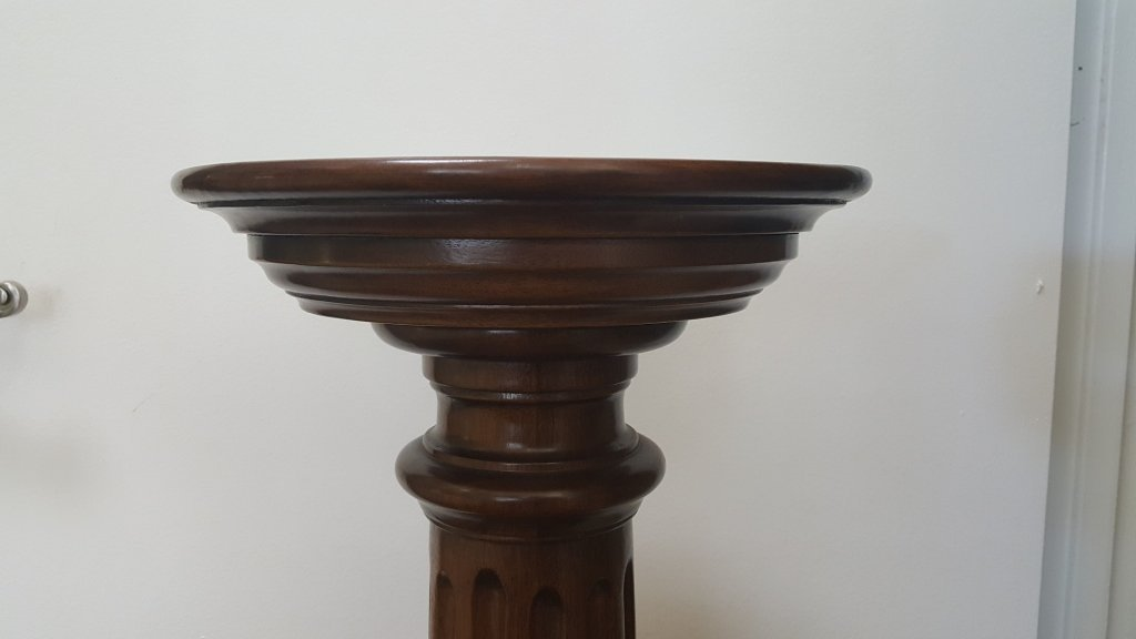 20th C. Wooden Carved Column - 2