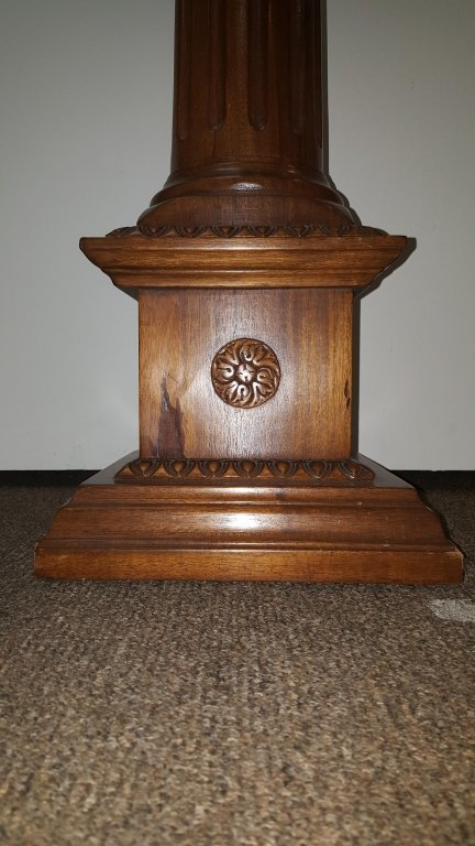 20th C. Wooden Carved Column - 3