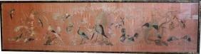 Antique Chinese Forbidden Stitchery Needlework