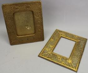 1 Tiffany Zodiac Frame, 1 Tiffany Style Frame