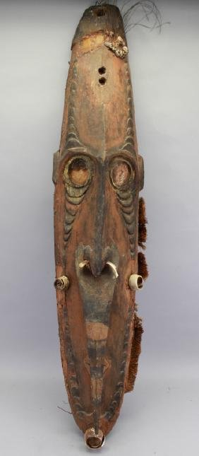 Antique African Mask, Guinea