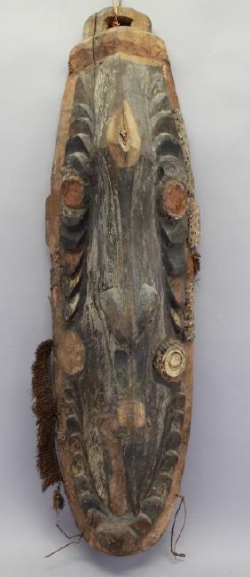 Large Antique Oceanic Tribal Mask