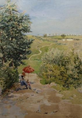 Paul Pujol (France, 19th century)