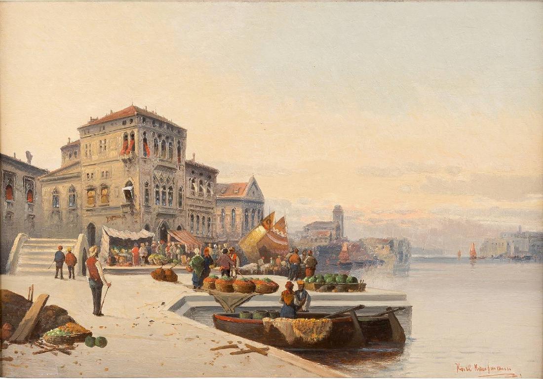 KARL KAUFMANN ('L. VAN HORVE, GILBERT') 1843