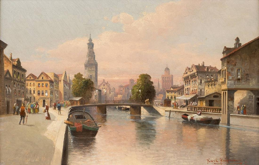 KARL KAUFMANN ('L. VAN HORVE, T. GILBERT') 1843