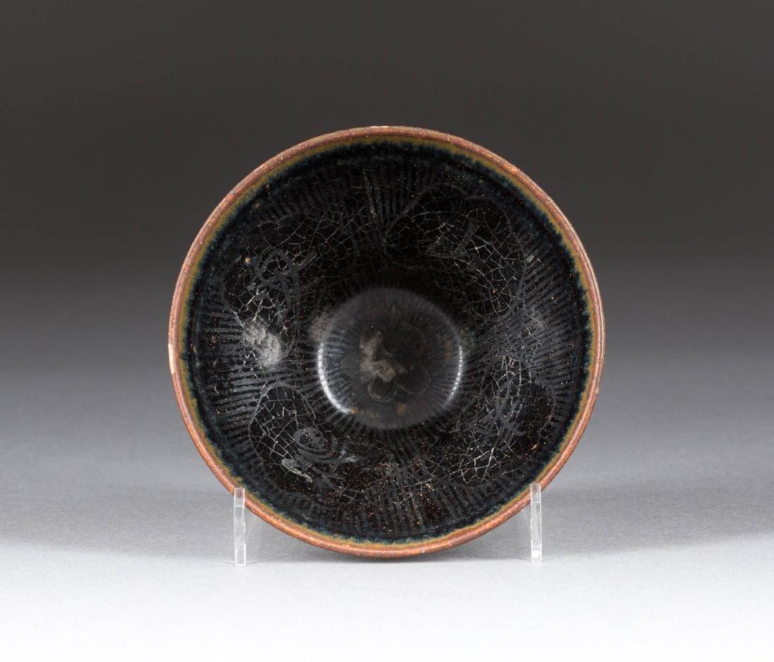 TEESCHALE (JIANZHAN) China, Song-Dynastie Keramik, - 2