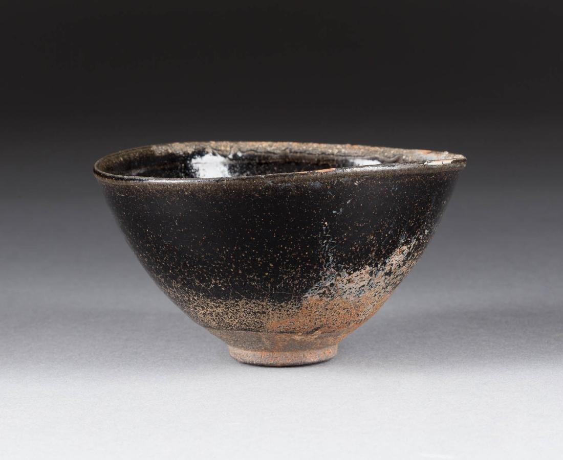 SELTENE TEESCHALE (JIANZHAN) China, Song-Dynastie
