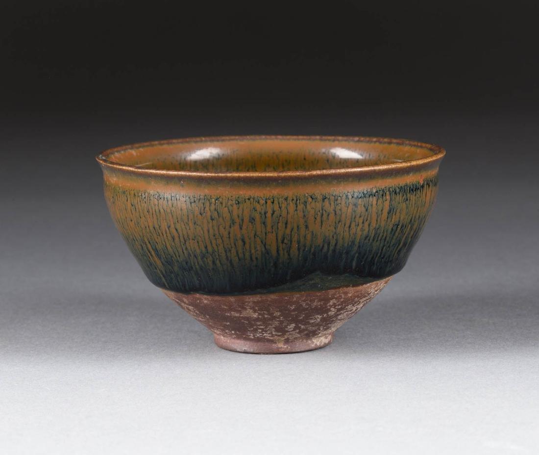 TEESCHALE (JIANZHAN) China, Song-Dynastie Keramik,