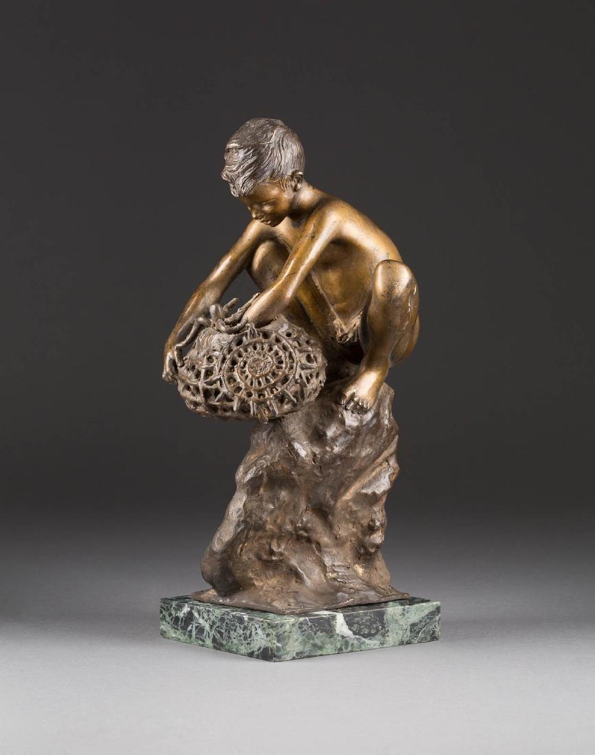 ACHILLE D'ORSI Neapel 1845 - ebenda 1929 Pescatorello