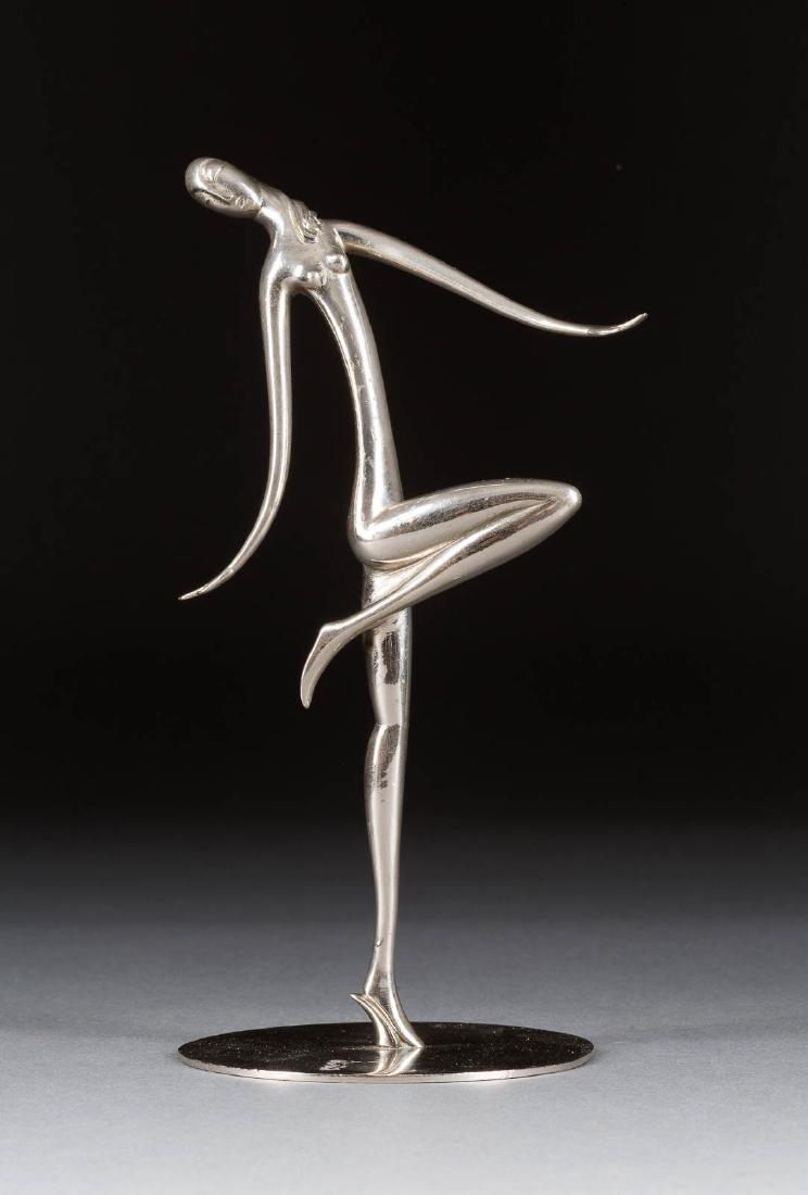 KARL HAGENAUER 1898 Wien - 1956 ebenda Tänzerin