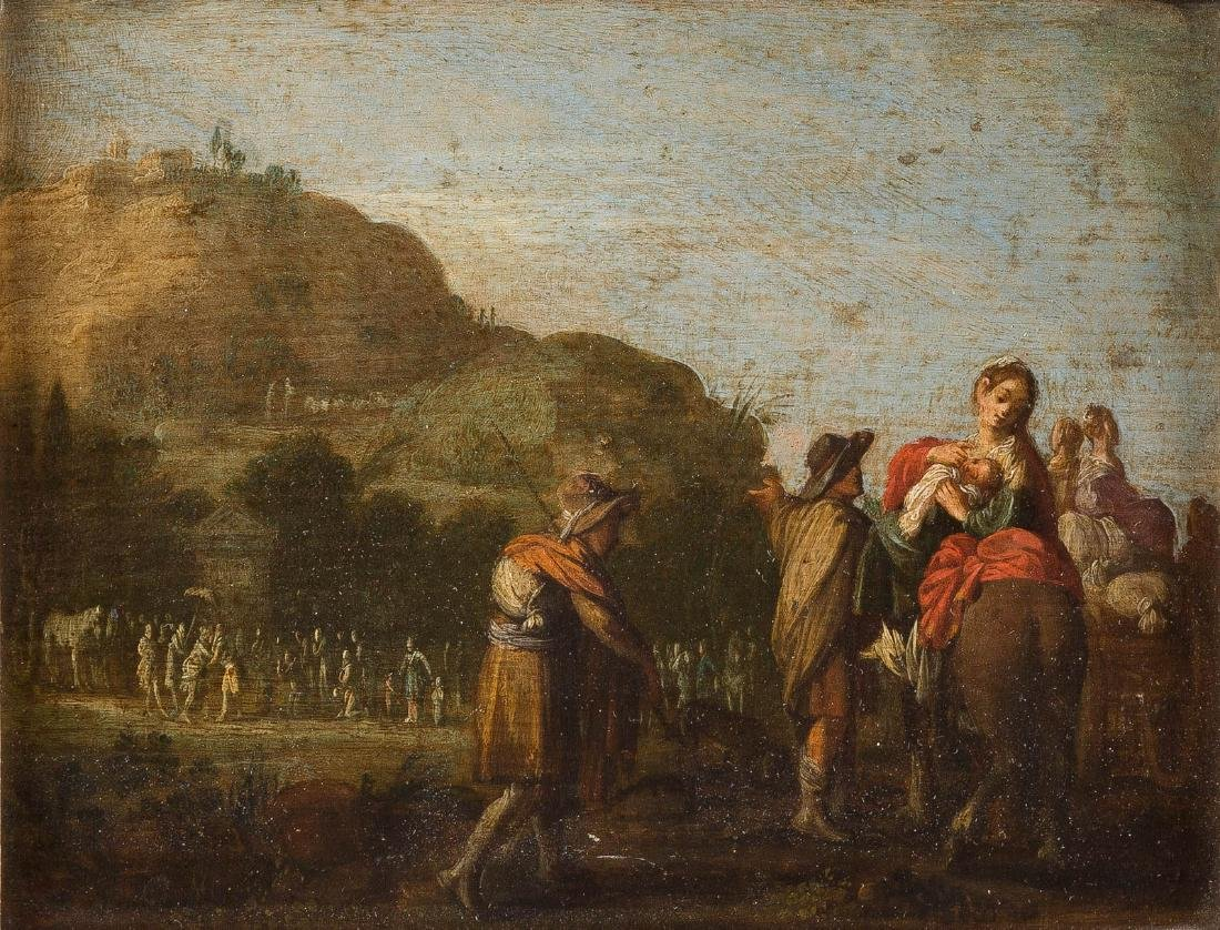 JOHANN HEINRICH SCHÖNFELD (ATTR.) 1609 Biberach an der