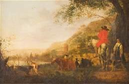 AELBERT CUYP (FOLLOWER) 1620 Dordrecht - 1691 Ibid