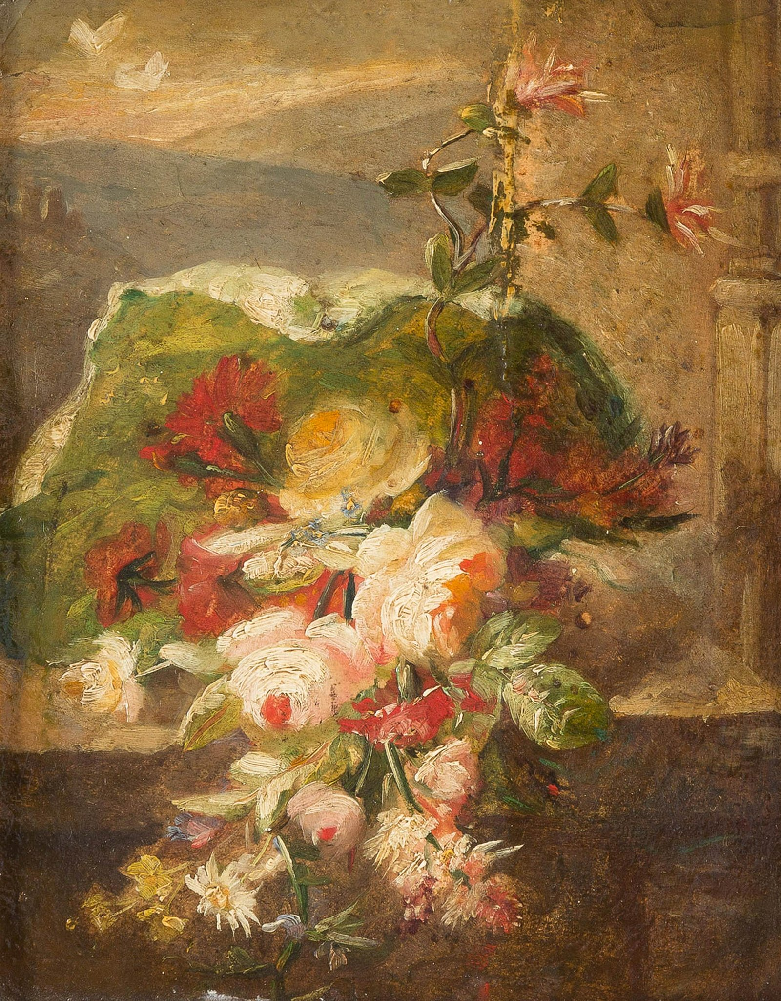 FRENCH STILL LIFE PAINTER Active 1st half 19th C.