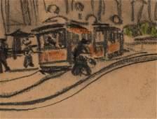 ERNST LUDWIG KIRCHNER 1880 Aschaffenburg - 1938