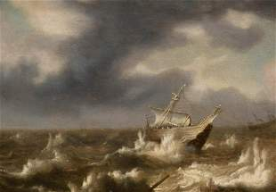 JAN PEETERS THE ELDER 24th April 1624 Antwerp - 1677
