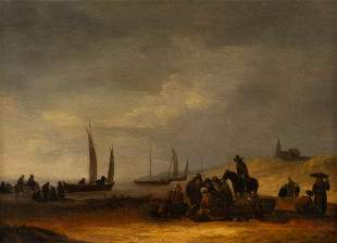 EGBERT LIEVENSZ. VAN DER POEL 1621 Delft - 1664