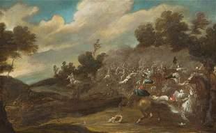 AUGUST QUERFURTH (ATTR.) 1696 Wolfenbüttel - 1761