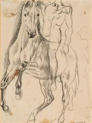 HANS VON MARÉES (ATTR.) 1837 Wuppertal - 1887 Rom