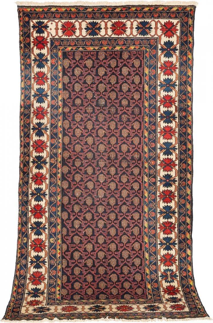 BACHTIAR Persien, um 1940 288 x 152 cm.