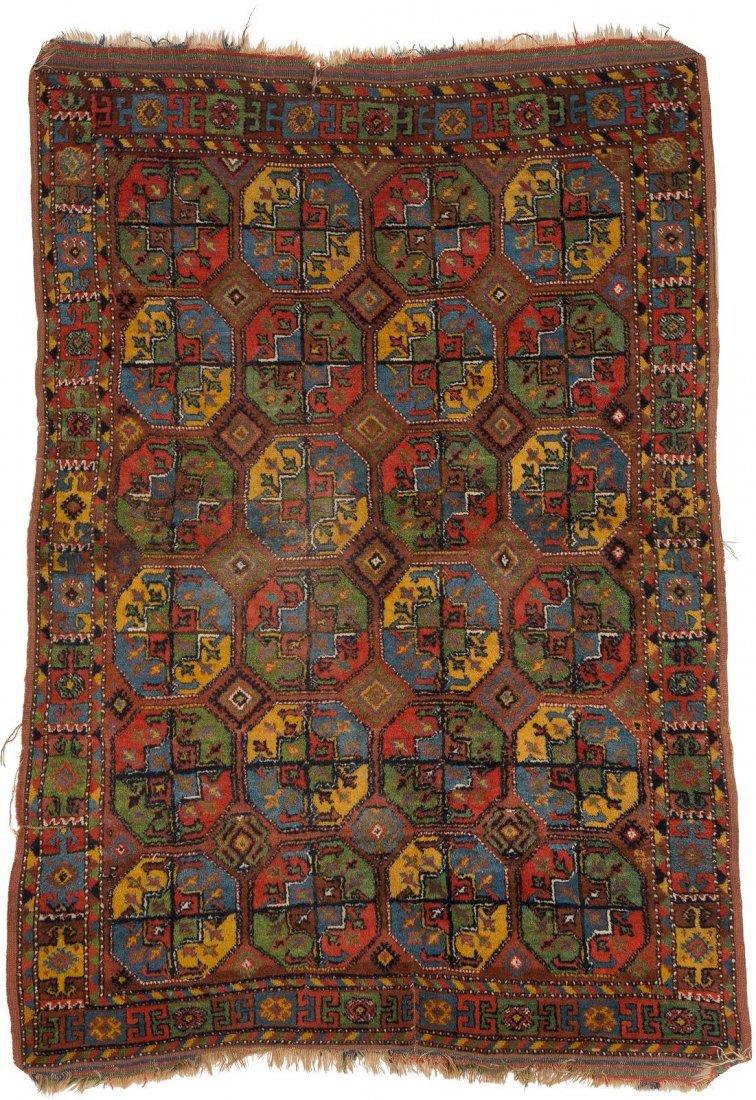 KORDI Persien, 1. Drittel 20. Jh. 204 x 145 cm.