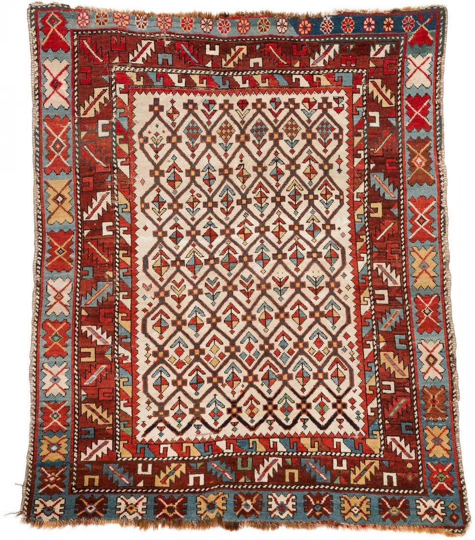 ZWEI SCHIRWAN Jeweils Kaukasus, Ende 19. Jh. 138 x 114
