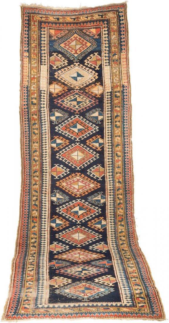 MESCHKIN Persien, um 1910 371 x 122 cm.