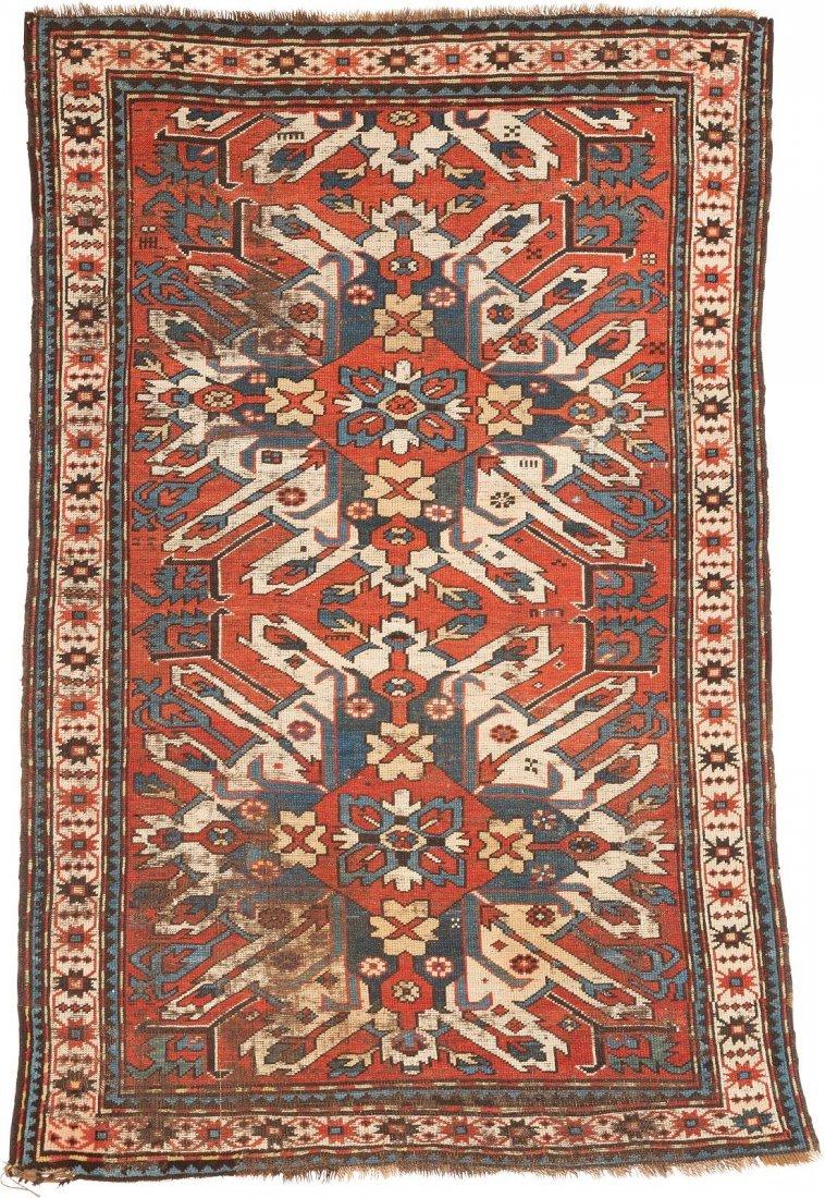 ADLER KASAK Kaukasus, um 1900 210 x 130 cm.