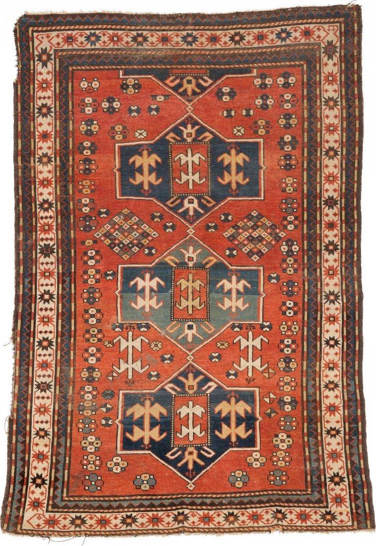 KARABAGH Kaukasus, Ende 19. Jh. 184 x 124 cm.