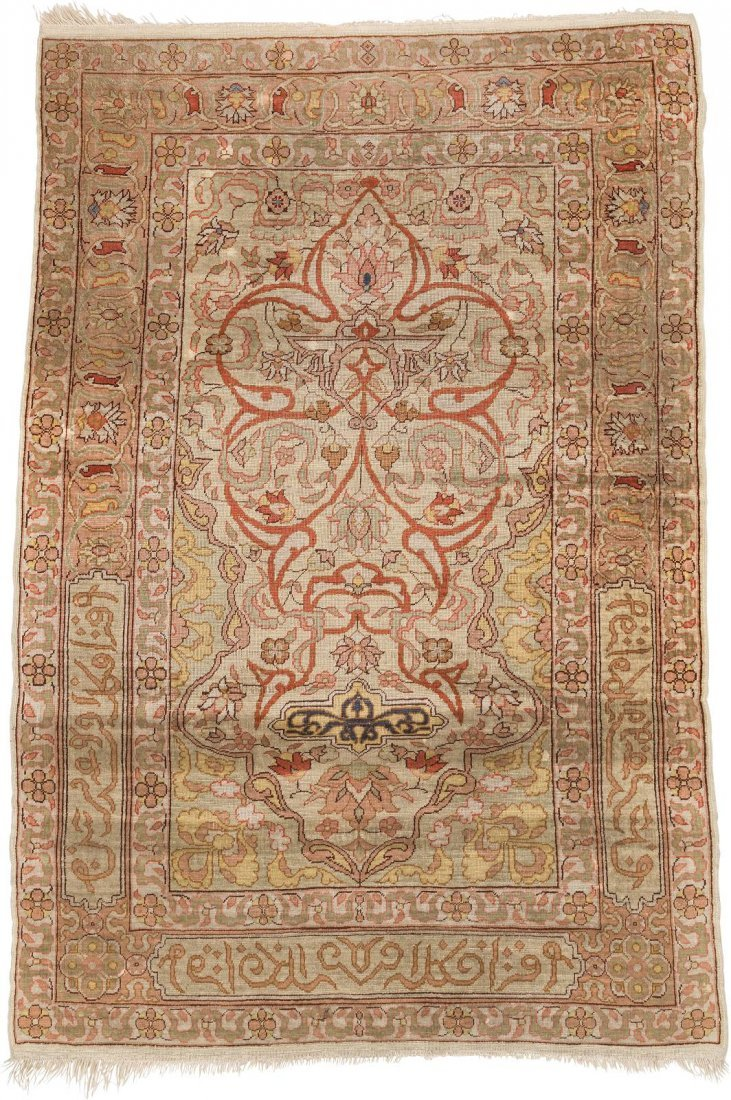 KAYSERI SEIDE Türkei, 2. Hälfte 20. Jh. 101 x 69 cm.