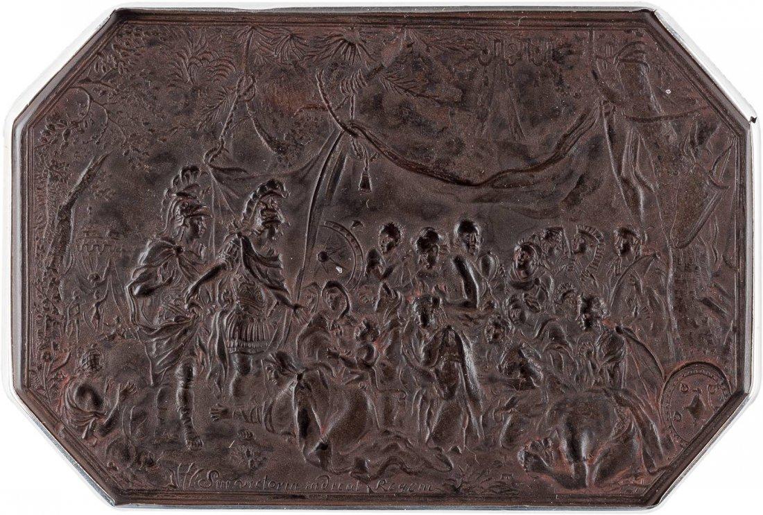 JOHN OBRISSET Tätig 1705-1728 in England (zugeschr.)