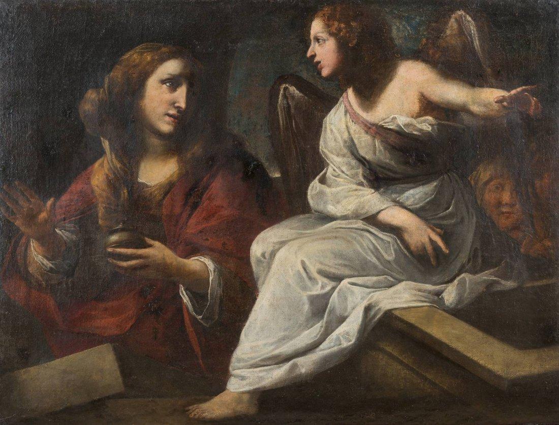 AVENTURO GRAMMATICA 1571 Siena - 1626 Rom (attr.) MARIA