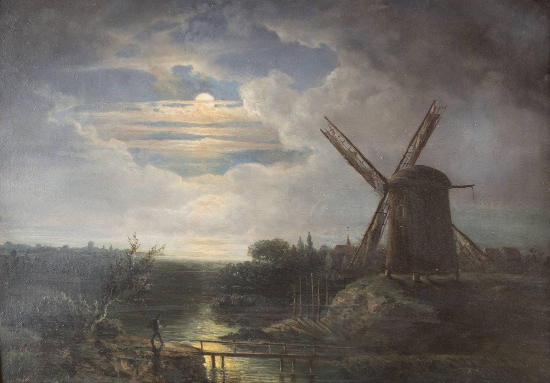 AERT VAN DER NEER 1603 Gorinchem - 1677 Amsterdam