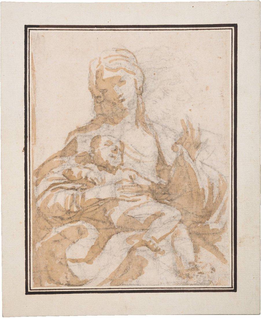 ELISABETTA SIRANI 1638 Bologna - 1664 ebenda