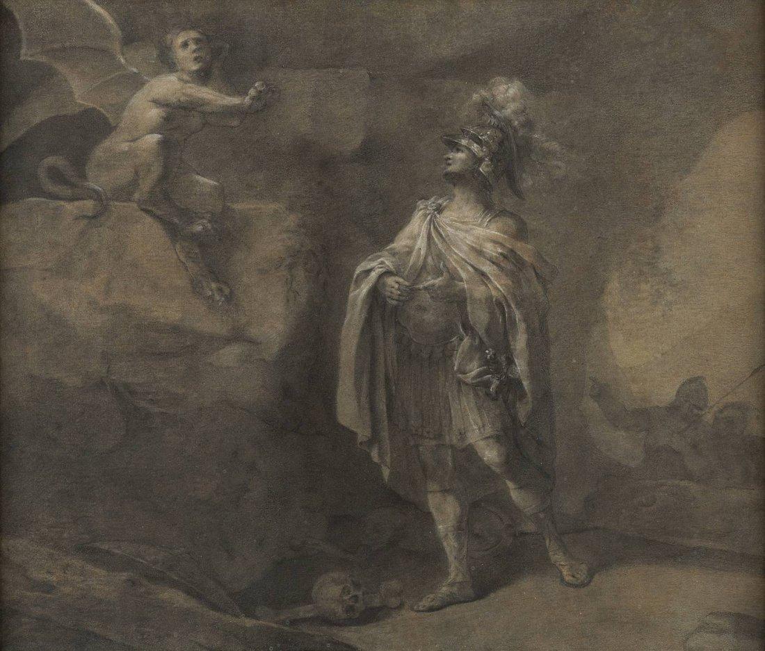 DONATO CRETI (ATTR.) ('DONATINO') 1671 Cremona - 1749