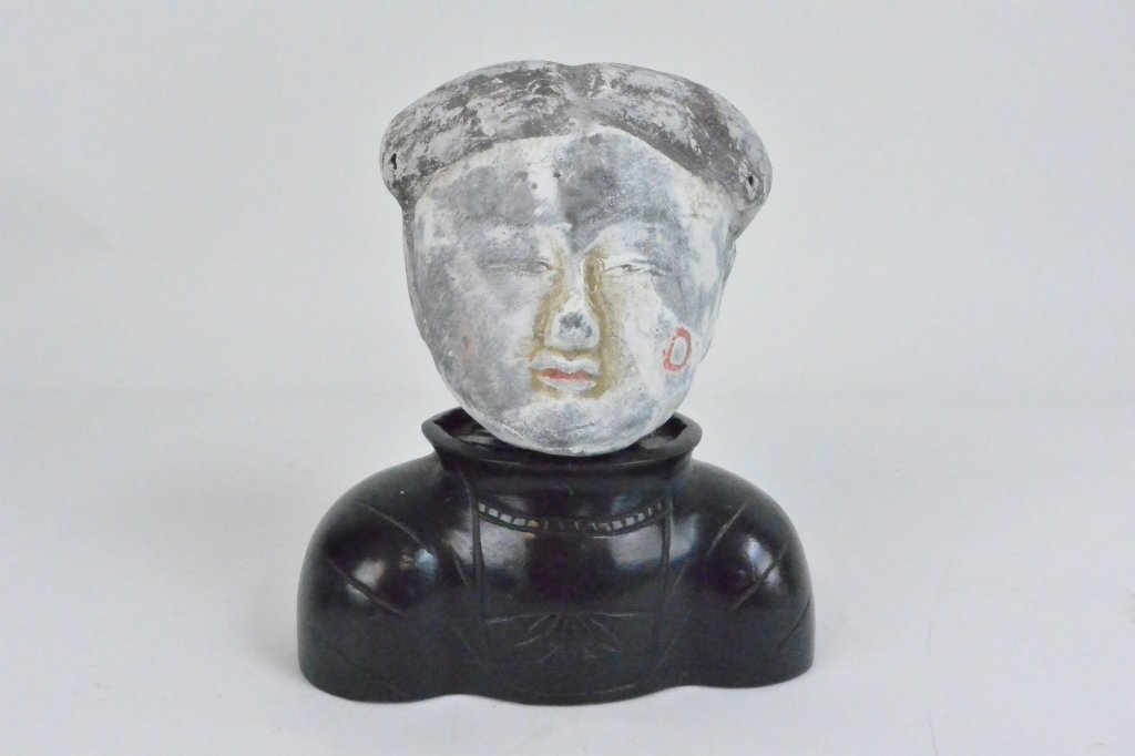 Chinese Tang Period Lady Head.
