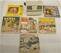 1223: View Master with Six Photo Disc, Mary Poppins, Kn